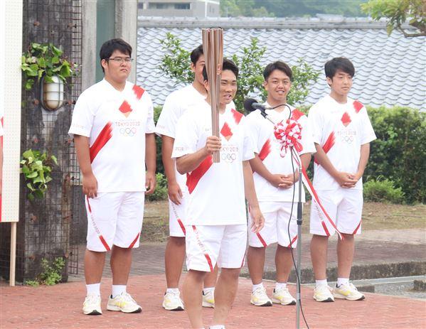 ★長崎北陽台高ラグビー部代表あいさつ